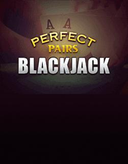 Pares perfectos de blackjack